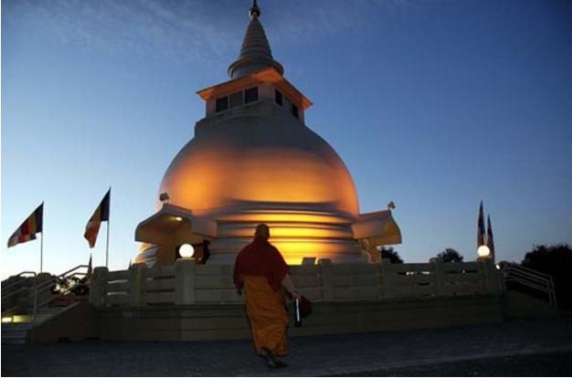 Buddhest Stupa